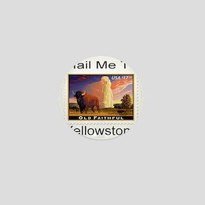 mailmeto_yellowstone Mini Button