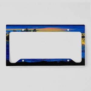 sunlicense License Plate Holder
