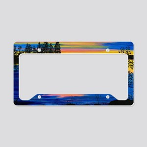 sunlaptop License Plate Holder