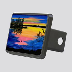 sunsticker Rectangular Hitch Cover
