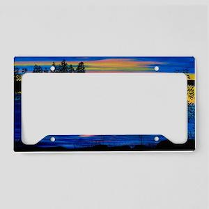 sunsticker License Plate Holder