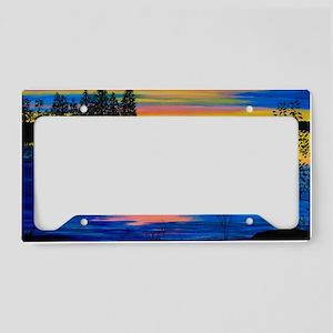 sunPC License Plate Holder