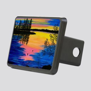 sunwallet Rectangular Hitch Cover