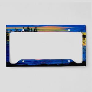 suntoiletry License Plate Holder