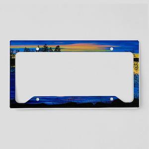 sunshoulder License Plate Holder