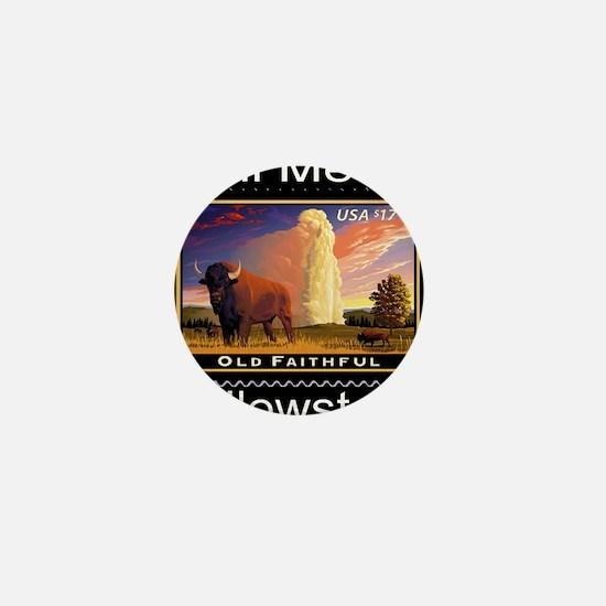 mailmeto_yellowstone_reverse Mini Button