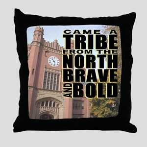 IdahoTribe7100 Throw Pillow