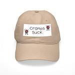 Cramps Suck Cap
