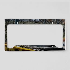laptop License Plate Holder
