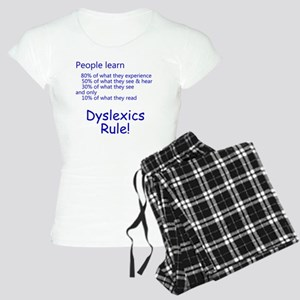 dyslexicsrule Women's Light Pajamas