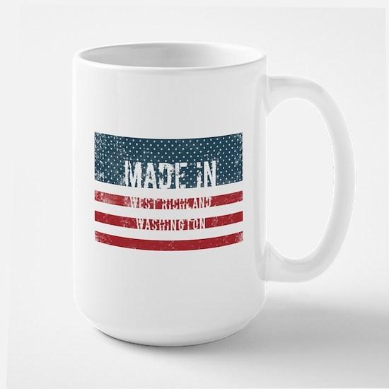 Made in West Richland, Washington Mugs