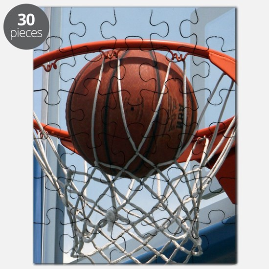 baskertball Puzzle
