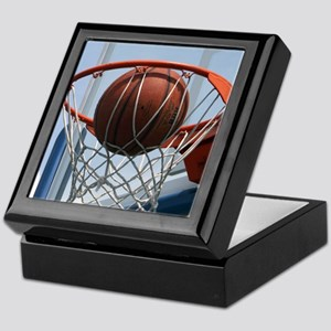 baskertball Keepsake Box