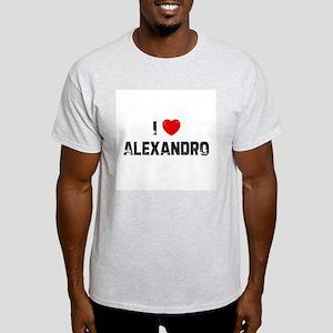 I * Alexandro Light T-Shirt
