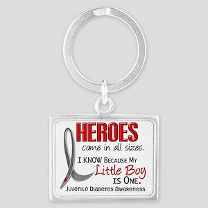 D Heroes All Sizes Little Boy J Landscape Keychain