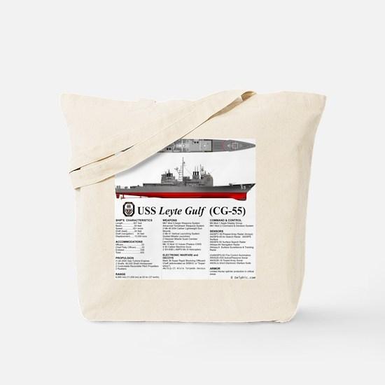 Tico_CG-55_Tshirt_Back Tote Bag