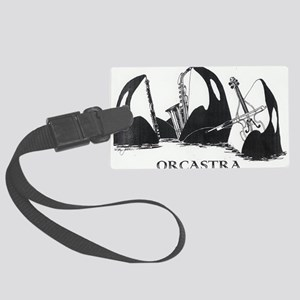ORCASTRA Trio Large Luggage Tag