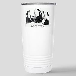 ORCASTRA Trio Stainless Steel Travel Mug