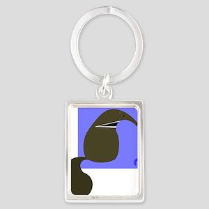anteater Portrait Keychain