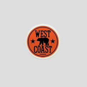 westcoast01 Mini Button