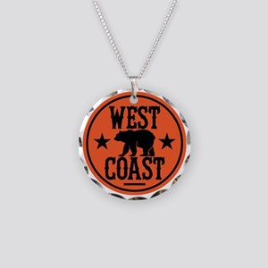 westcoast01 Necklace Circle Charm
