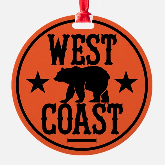 westcoast01 Ornament