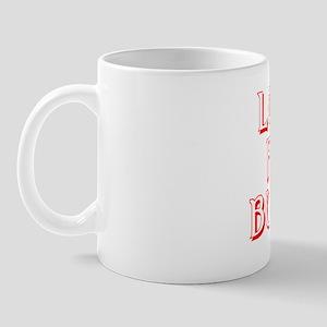 Lustin Bustin DK Mug