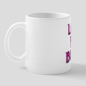 Lustin Bustin LT Mug