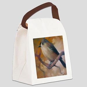 CardV_Titmouse Canvas Lunch Bag