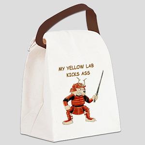 Samurai Lab Canvas Lunch Bag
