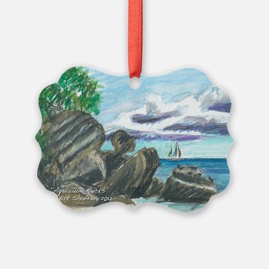 aquarium Rocks Ornament