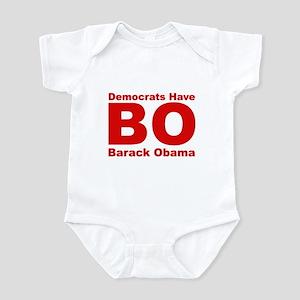 Democrats Have BO Infant Bodysuit
