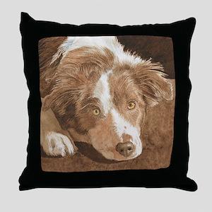 wrenMP Throw Pillow