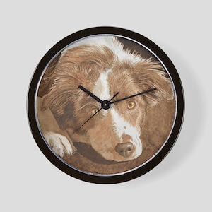 wrenMP Wall Clock