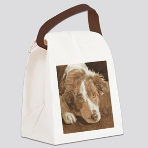 wrenMP Canvas Lunch Bag