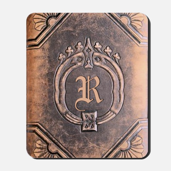 Book_R Mousepad