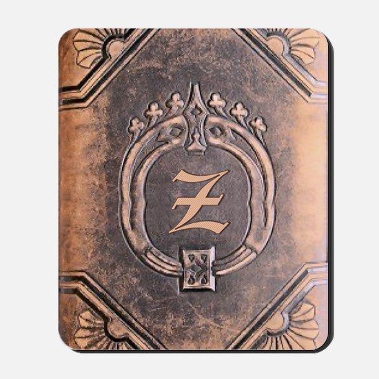 Book_Z Mousepad