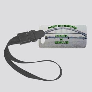 prlogo large Small Luggage Tag