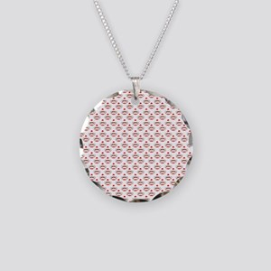 robinsampson_cu_papers_sock_ Necklace Circle Charm