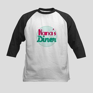 Nanas Diner Baseball Jersey
