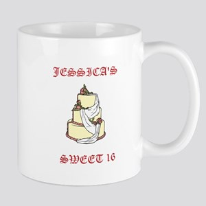 SWEET 16 PARTY ITEMS Mugs