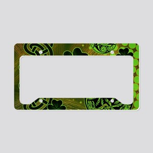 IRISH-BEACH-TOTE License Plate Holder