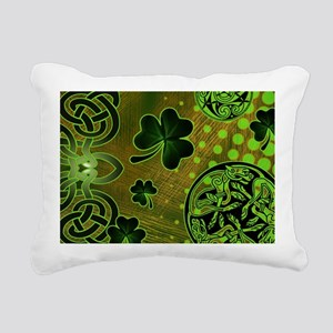 IRISH-BEACH-TOTE Rectangular Canvas Pillow