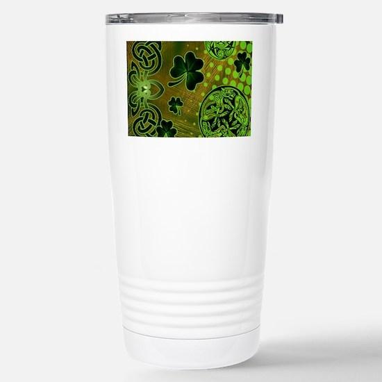 IRISH-BEACH-TOTE Stainless Steel Travel Mug