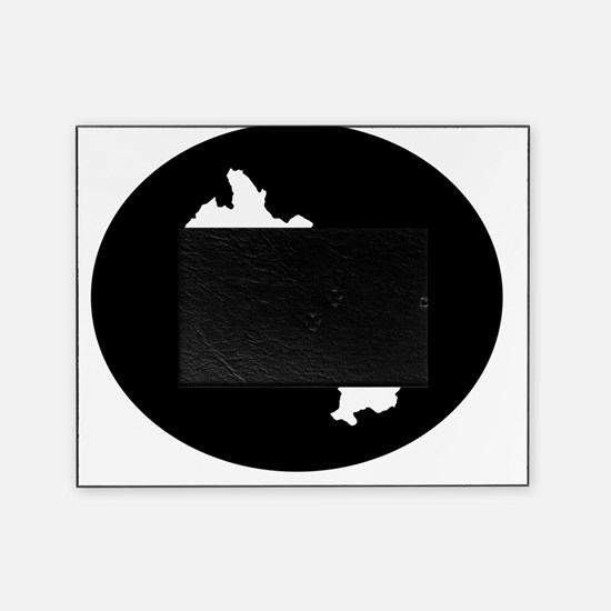 Laos1b2cutout Picture Frame