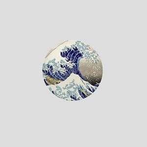 Hokusai_Great_WaveShowerCurtain2 Mini Button