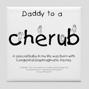 daddycherub Tile Coaster