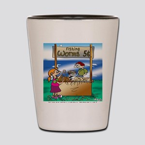 8593_economics_cartoon Shot Glass