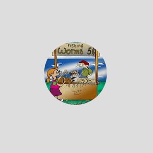 8593_economics_cartoon Mini Button