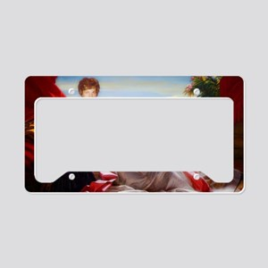 MAMMY License Plate Holder